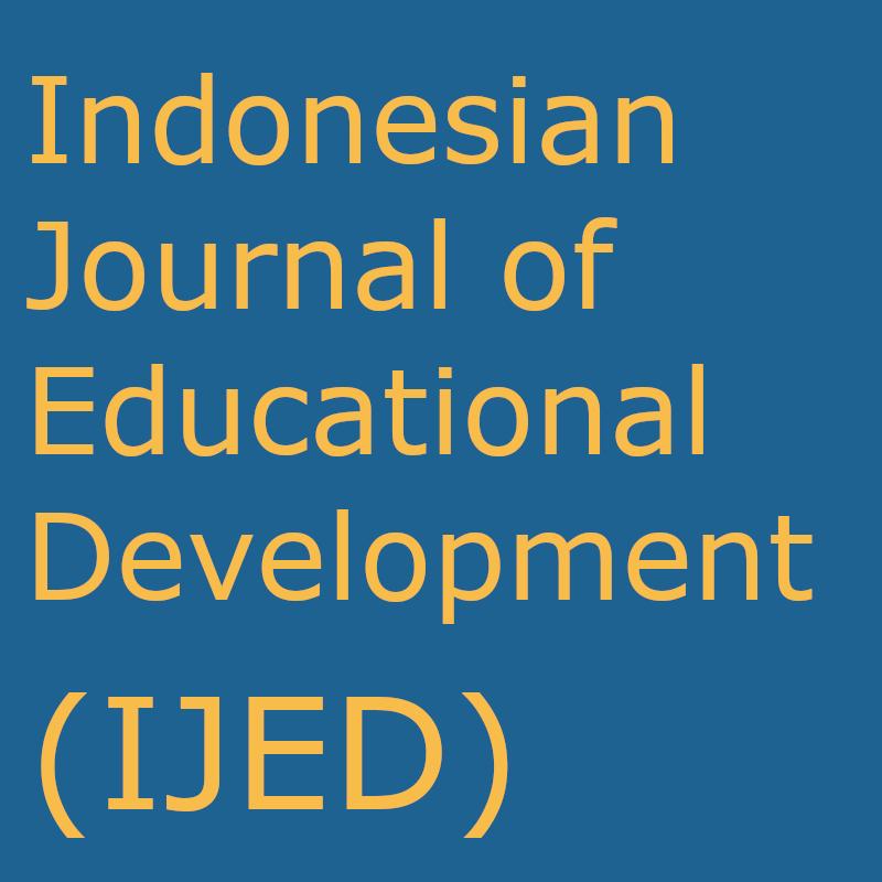 Logo IJED LPA IKIP PGRI Bali